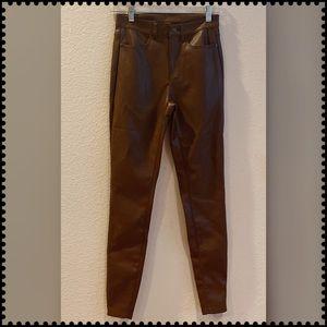 Vegan Long & Lean Pants